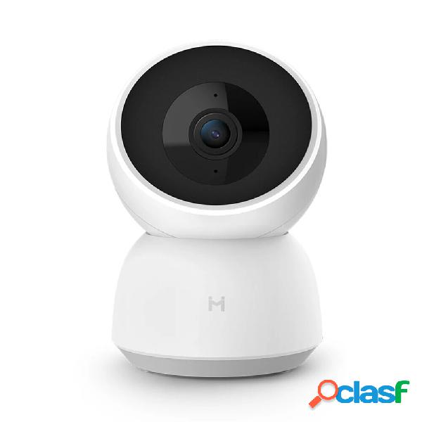 Xiaomi imilab a1 3mp hd baby monitor 360 ° wireless panoramico ip fotografica h.256 dispositivo di sicurezza domestica a