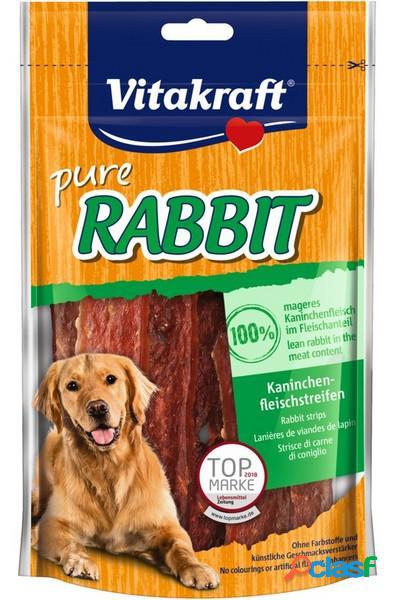 Vitakraft rabbit strisce di carne di coniglio gr 80
