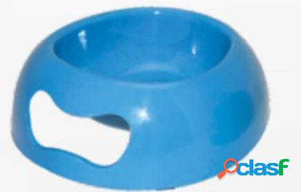 Croci ciotola per cani e gatti bon bon farfalla azzurra ml 250