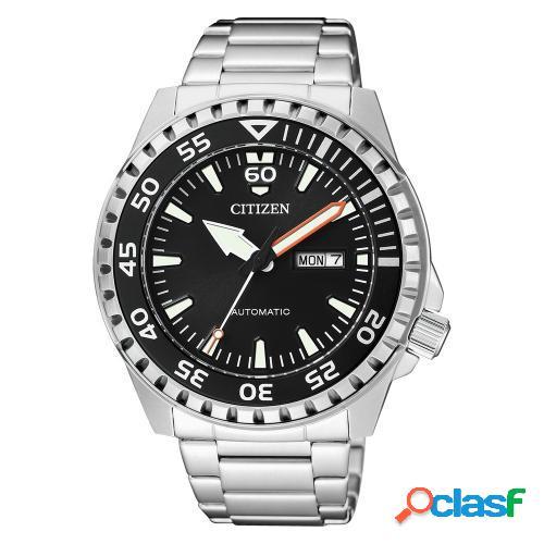Orologio uomo automatico nh8388-81e sport nero