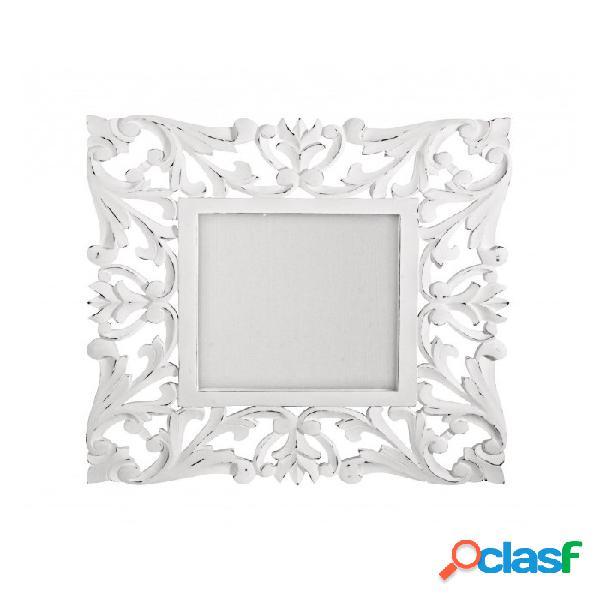 Arredinitaly outlet specchio c-c dalila bianco antico 60x60