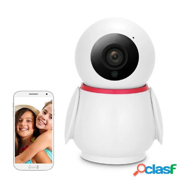 Wifi fotografica 1080p wireless ip fotografica baby monitor visione notturna con rilevamento del movimento rilevamento a