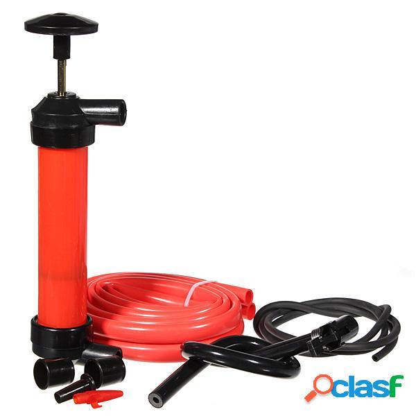 200cc portatile 5l / min pompa a mano olio combustibile l'acqua del sifone gonfiatore dell'aria