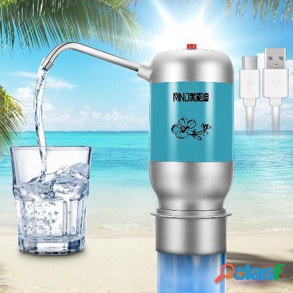Bottiglia elettrica di gallone dellerogatore della pompa idraulica elettrica che beve con il commutatore di poratab