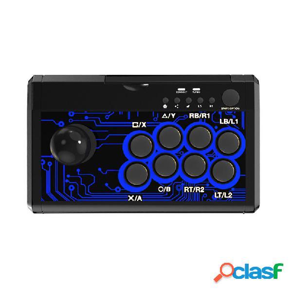 Dobe tp4-1886 7 in 1 retro arcade fighting analogico bastone game controller joystick rocker per switch ps4 ps3 per xbox