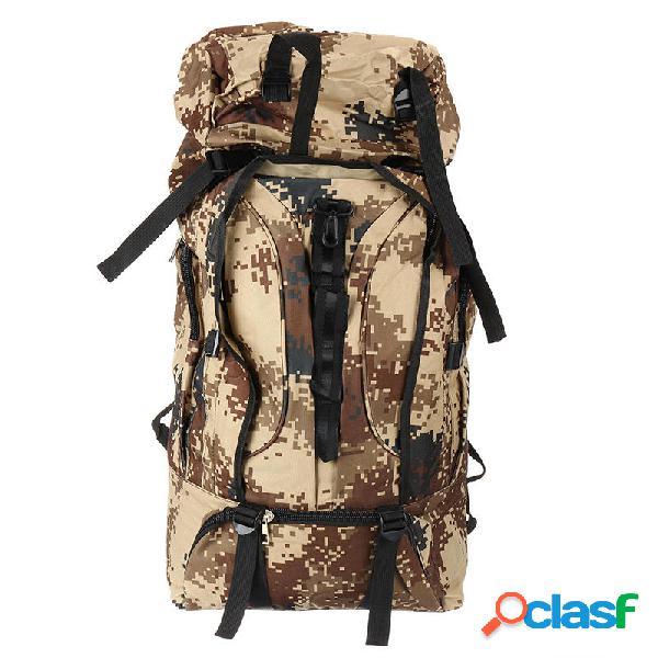90l outdoor tactical borsa zaino alpinismo impermeabile alpinismo campeggio zaino trekking trekking