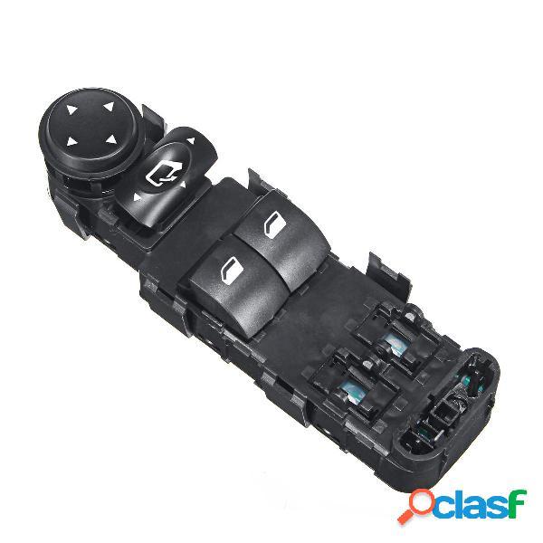 Interruttore alzacristallo elettrico anteriore sinistro per citroen c4 2004-2010 9651464277 6554he