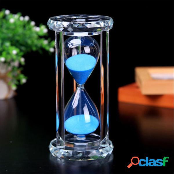30 minuti clessidra clessidra sand timer orologio decorazioni per lhome office regalo di san valentino