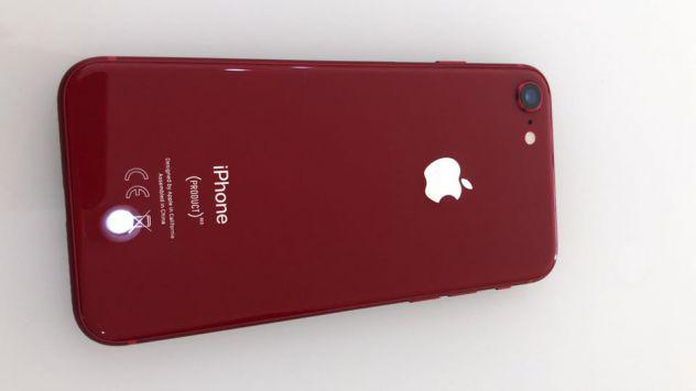Apple iphone 8 64gb limited edition red 64gb