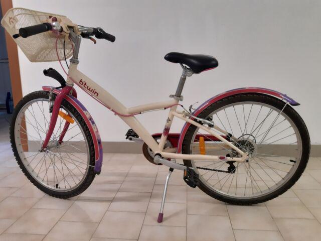 Bicicletta da bambina usata pochissimo
