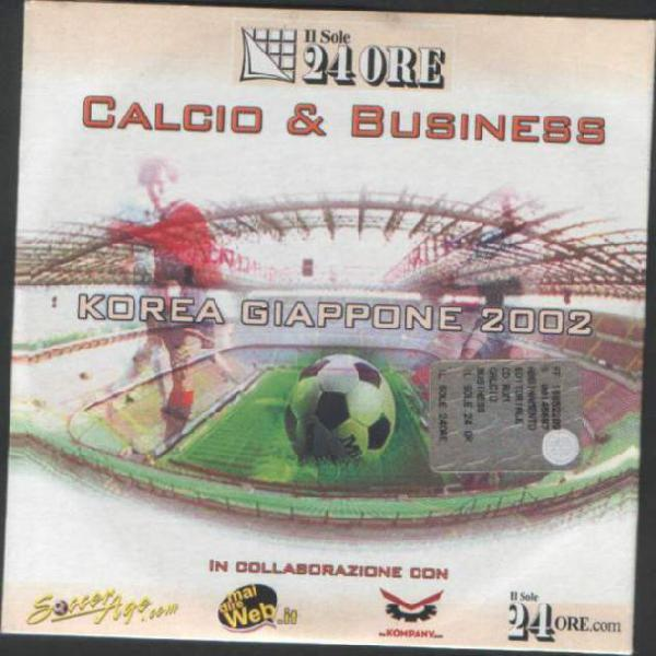 Calcio e business, cd rom