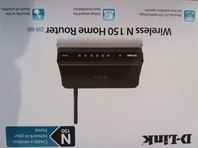 Modem d-link dir-600 wilreless n 150