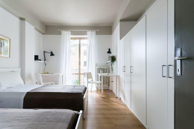 Privato affitta stanza doppia anche uso singola