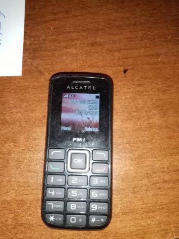 Cellulare alcatel