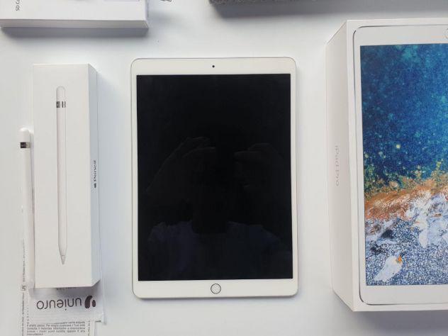 "Ipad pro 10.5"", 64gb, wifi e garanzia + apple pencil ed"