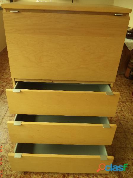 Mobile multiuso: portapc, scrivania, libreria, cassettiera, ... 2