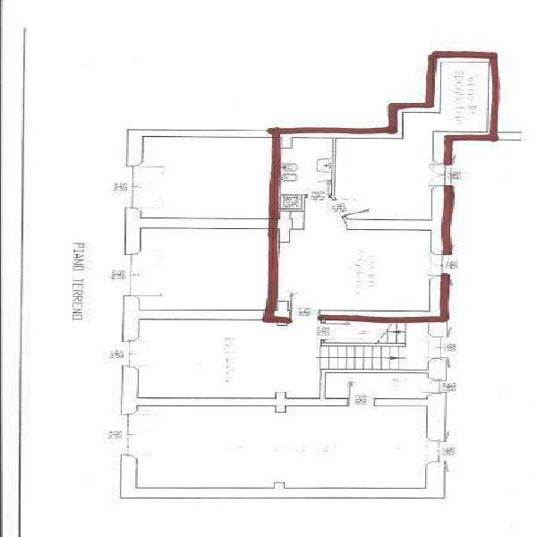 Appartamento 55 mq a poggibonsi (si)