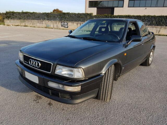Audi 80 2.0 16v quattro competition