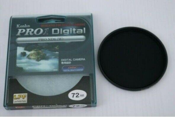 Kenko pro1d filtro nd8 da 72mm