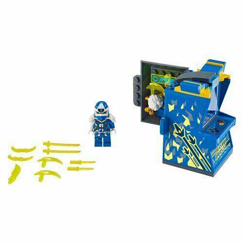 Lego 71715 avatar di jay ninjago
