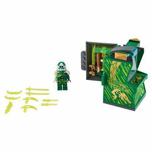 Lego 71716 avatar di lloyd ninjago
