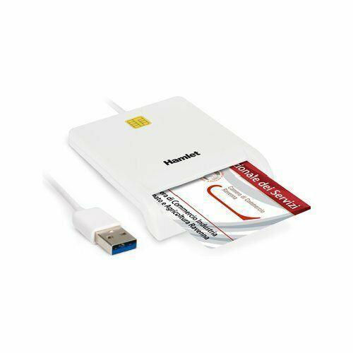 Permette di utilizzare i servizi on-line tramite carta