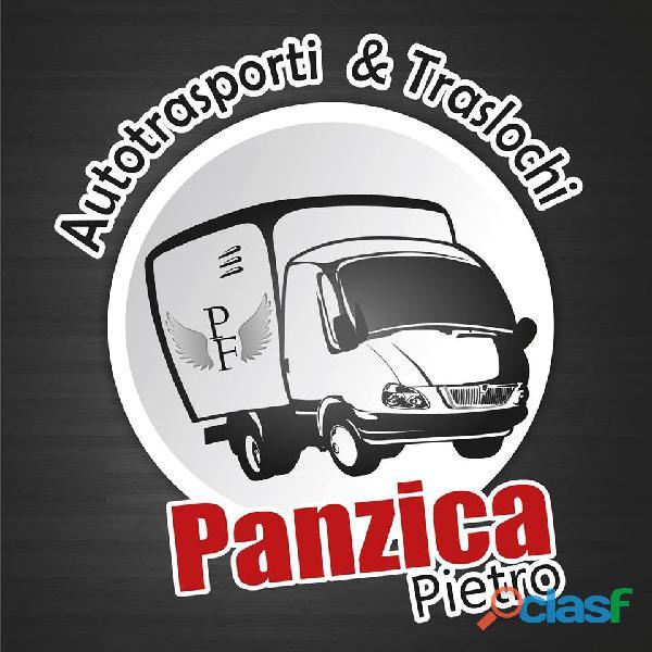 AUTOTRASPORTI E TRASLOCHI PANZICA