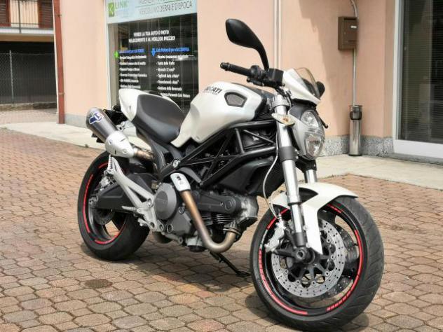 Ducati monster 696 - ottime condizioni generali - 31000 km