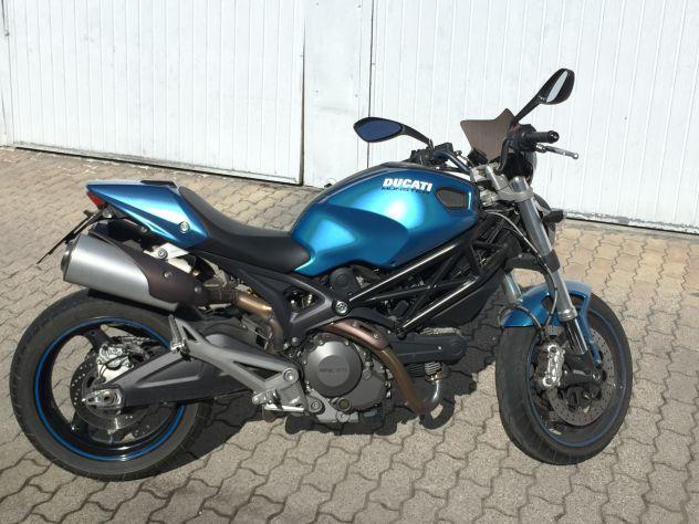 Ducati monster depotenziata