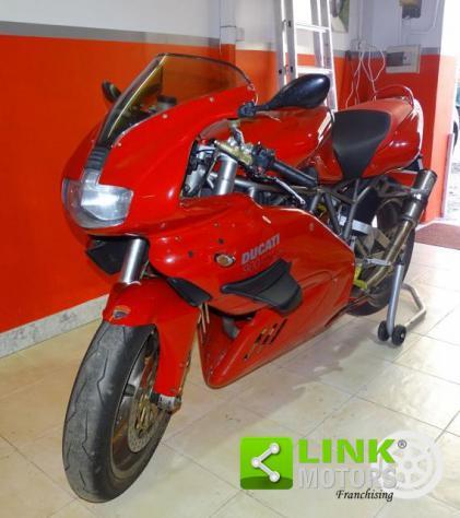 Ducati - supersport 900 - condizioni eccellenti