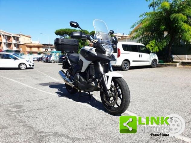 Honda nc 750x 2014 15000 km.perfetta.