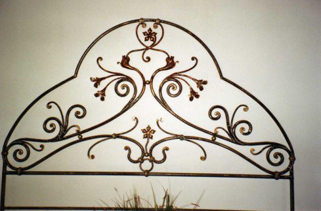 Produzione letti in ferro battuto-letti moderni-letti