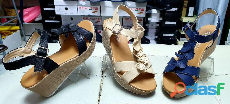 Sandalo comodo donna 1