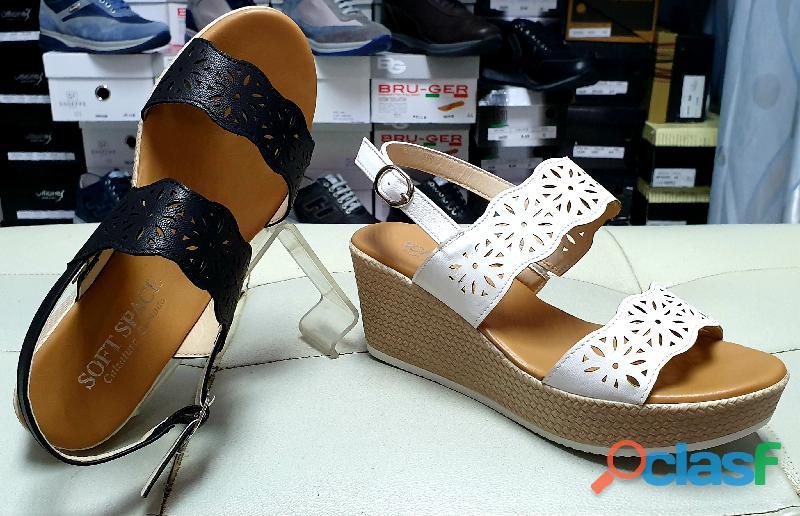 Sandalo comodo donna 2