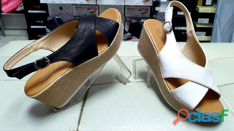 Sandalo comodo donna 3