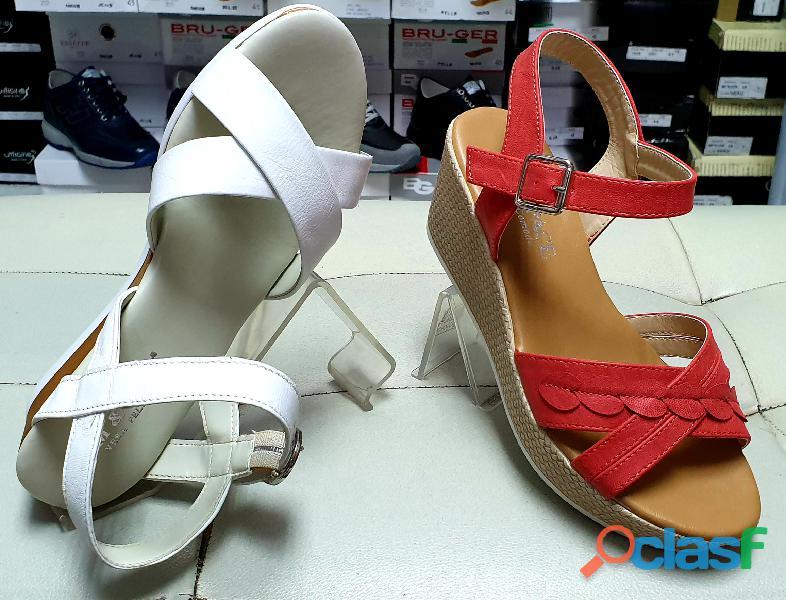 Sandalo comodo donna 4