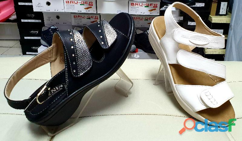 Sandalo comodo donna 5