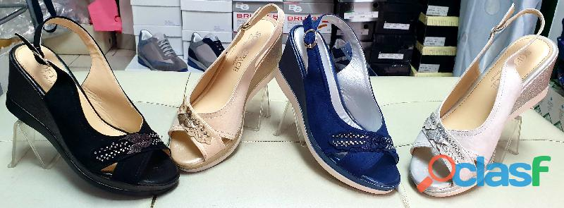 Sandalo comodo donna 6