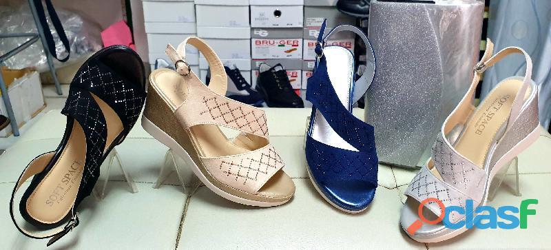 Sandalo comodo donna 7