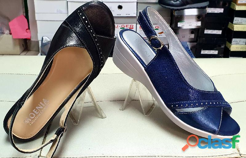 Sandalo comodo donna 8