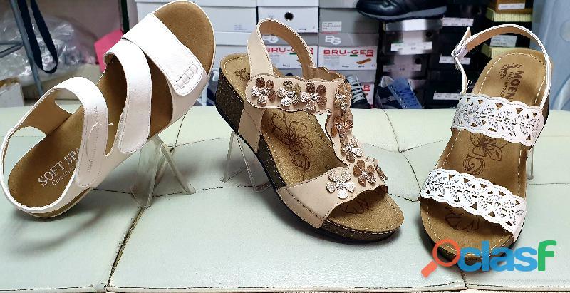 Sandalo comodo donna 9