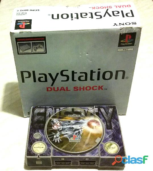 Sony Playstation Dual Shock SCPH 9002 completa di scatola come nuova