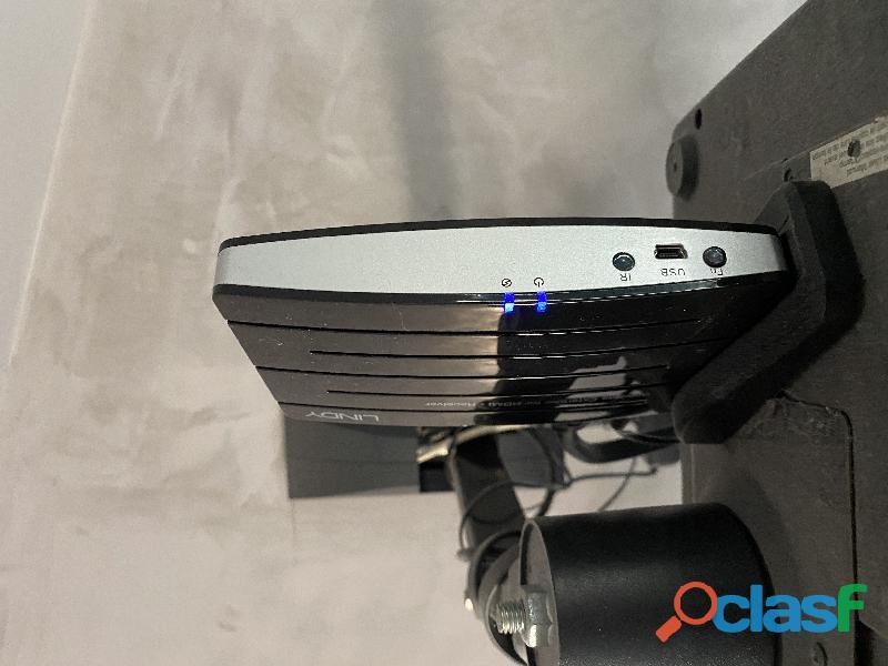 Kit di videoproiezione in HDMI WIRELESS 3