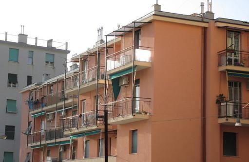Appartamenti genova pra via villini a negrone 12 cucina: