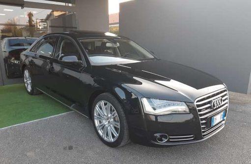 Audi a8 l 4.2 v8 tdi quattro tiptronic *tetto*monitor*led