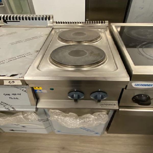 Cucina 2 piastre elettrica da appoggio usata