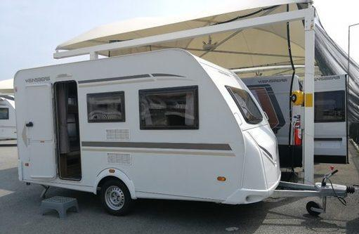 Curno 400 lk caraone -2019 caravan con veranda weinsberg