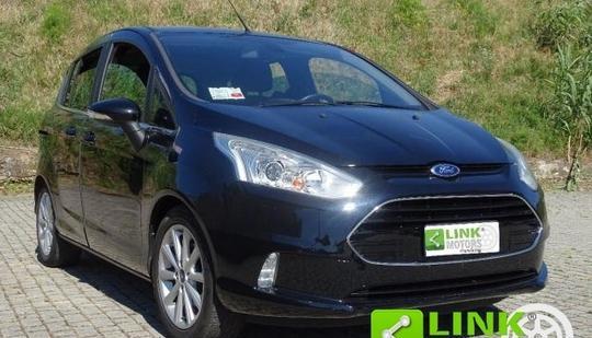 Ford - b-max - 1.4 90 cv gpl titanium x **unico