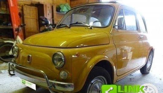 Fiat 500 l berlina **1^ vernice ** unico proprietario