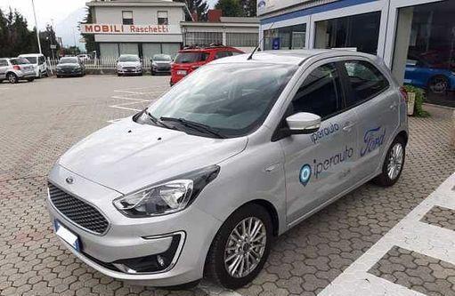 Ford ka+ ultimate 1.5 tdci 95 cv **aziendale** bergamo